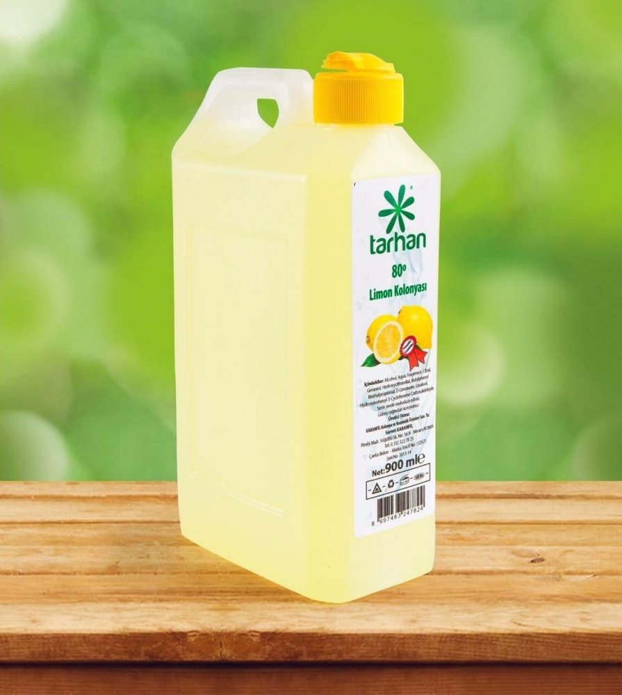 Limon Kolonyası 900 ML