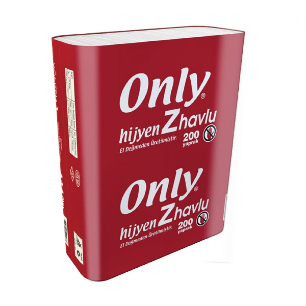 ONLY PLUS HİJYEN DİSPANSER HAVLU