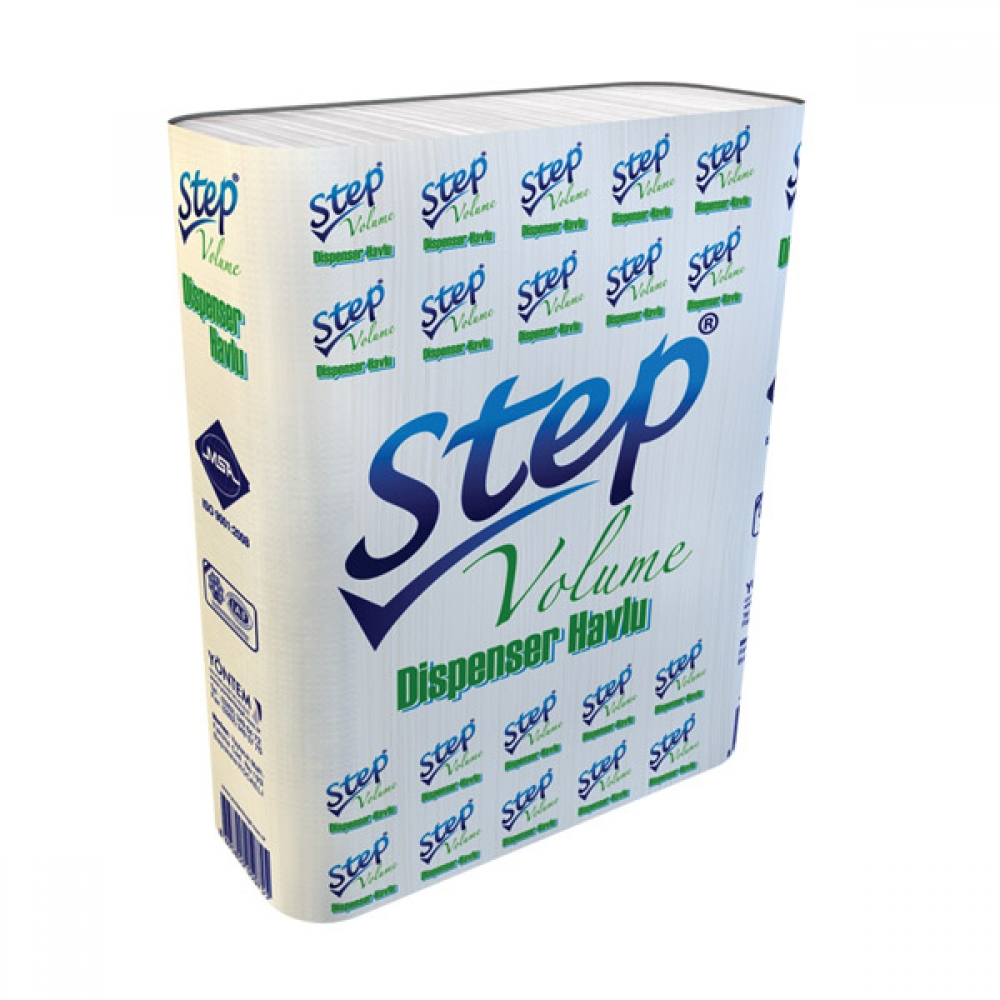 STEP VOLUME DİSPANSER HAVLU